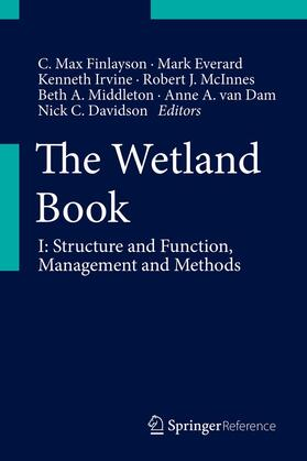 Finlayson / Everard / Irvine | The Wetland Book | Buch