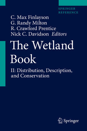 Finlayson / Milton / Prentice | The Wetland Book | Buch