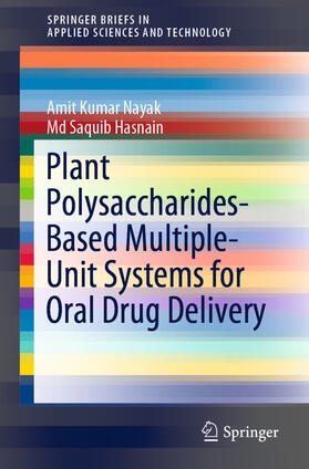 Plant Polysaccharides-Based Multiple-Unit Systems for Oral Drug Delivery