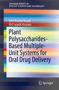 Plant Polysaccharides-Based Multiple-Unit Systems for Oral Drug Delivery