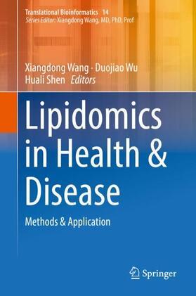 Lipidomics in Health & Disease
