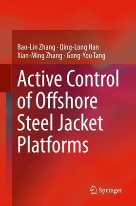 Active Control of Offshore Steel Jacket Platforms