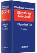 Säcker Münchener Kommentar zum Bürgerlichen Gesetzbuch: BGB  Band 1 - Vorauflage, kann leichte Gebrauchsspuren aufweisen. Sonderangebot ohne Rückgaberecht. Nur so lange der Vorrat reicht. | Sack Fachmedien