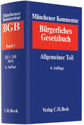 Säcker Münchener Kommentar zum Bürgerlichen Gesetzbuch: BGB, Bd. 1 - Vorauflage, kann leichte Gebrauchsspuren aufweisen. Sonderangebot ohne Rückgaberecht. Nur so lange der Vorrat reicht. | Sack Fachmedien