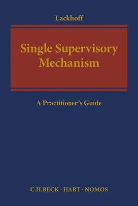 Lackhoff   Single Supervisory Mechanism    Buch   sack.de