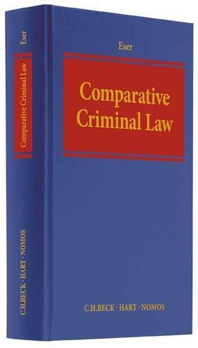 Eser | Comparative Criminal Law - Mängelexemplar, kann leichte Gebrauchsspuren aufweisen. Sonderangebot ohne Rückgaberecht. Nur so lange der Vorrat reicht. | Buch | sack.de