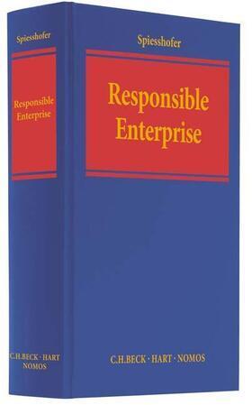 Spiesshofer | Responsible Enterprise - Mängelexemplar, kann leichte Gebrauchsspuren aufweisen. Sonderangebot ohne Rückgaberecht. Nur so lange der Vorrat reicht. | Buch | sack.de