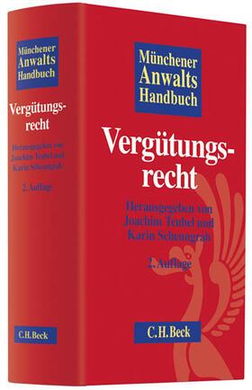 Teubel / Scheungrab   Münchener Anwaltshandbuch Vergütungsrecht - Mängelexemplar, kann leichte Gebrauchsspuren aufweisen. Sonderangebot ohne Rückgaberecht. Nur so lange der Vorrat reicht.   Buch   sack.de