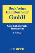 Beck'sches Handbuch der GmbH - Mängelexemplar, kann leichte Gebrauchsspuren aufweisen. Sonderangebot ohne Rückgaberecht. Nur so lange der Vorrat reicht.