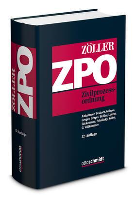 Zöller | Zivilprozessordnung: ZPO - Vorauflage, kann leichte Gebrauchsspuren aufweisen. Sonderangebot ohne Rückgaberecht. Nur so lange der Vorrat reicht. | Buch | sack.de