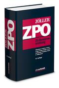 Zöller Zivilprozessordnung: ZPO - Vorauflage, kann leichte Gebrauchsspuren aufweisen. Sonderangebot ohne Rückgaberecht. Nur so lange der Vorrat reicht. | Sack Fachmedien