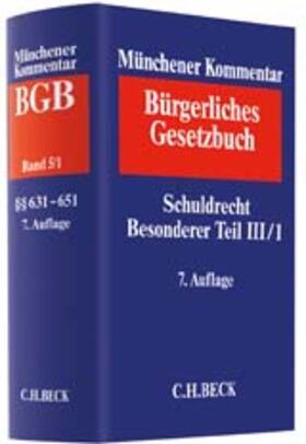Münchener Kommentar zum Bürgerlichen Gesetzbuch: BGB Band 5/1 und 5/2 - Vorauflage, kann leichte Gebrauchsspuren aufweisen. Sonderangebot ohne Rückgaberecht. Nur so lange der Vorrat reicht. | Buch | sack.de