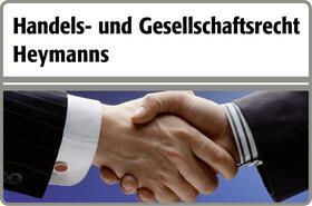beck-online. Handels- und Gesellschaftsrecht Heymanns | Datenbank | sack.de