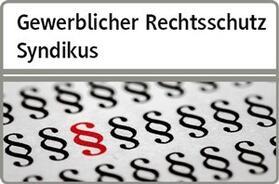 beck-online. Gewerblicher Rechtsschutz Syndikus | Datenbank | sack.de