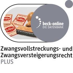 Zwangsvollstreckungs- und Zwangsversteigerungsrecht PLUS | Datenbank | sack.de