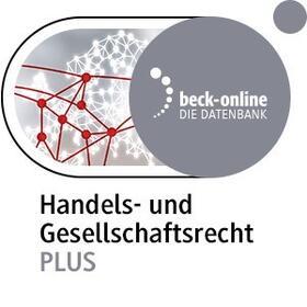 beck-online. Handels- und Gesellschaftsrecht PLUS   Datenbank   sack.de