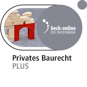 beck-online. Privates Baurecht PLUS | Datenbank | sack.de