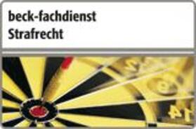 beck-fachdienst. Strafrecht   Datenbank   sack.de