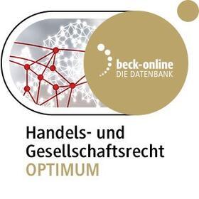 beck-online. Handels- und Gesellschaftsrecht OPTIMUM | Datenbank | sack.de