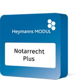 Heymanns Notarrecht Plus | Datenbank | Sack Fachmedien