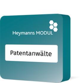 Heymanns Patentanwälte | Datenbank
