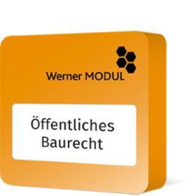 Werner Öffentliches Baurecht | Datenbank | sack.de
