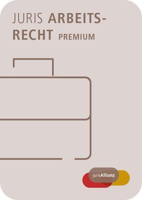 juris PartnerModul Arbeitsrecht Premium   Datenbank   sack.de