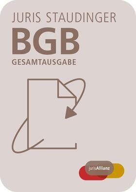 STAUDINGER Online powered by juris | Datenbank | sack.de
