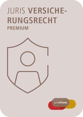 juris PartnerModul Versicherungsrecht premium   Datenbank   sack.de