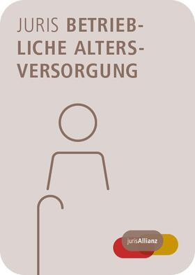 juris PartnerModul Betriebliche Altersversorgung | Datenbank | sack.de