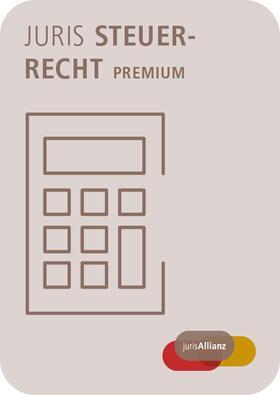juris PartnerModul Steuerrecht premium   Datenbank   sack.de