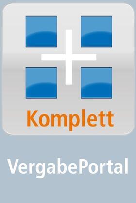 VergabePortal komplett   Datenbank   sack.de