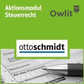 Aktionsmodul Steuerrecht | Datenbank | sack.de