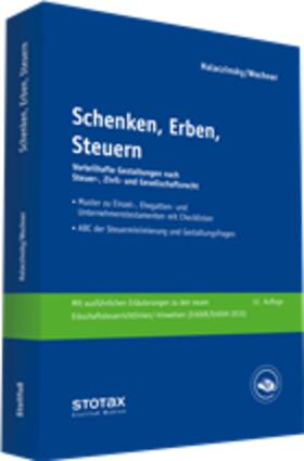 Schenken, Erben, Steuern | Datenbank | sack.de