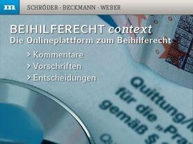 Beihilferecht context | Datenbank | sack.de