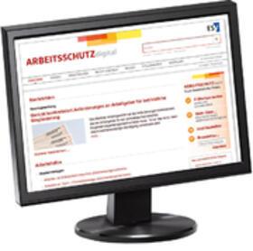 ARBEITSSCHUTZdigital - Jahresabonnement   Datenbank   sack.de