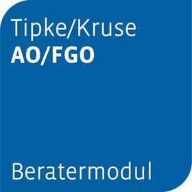 Beratermodul Tipke/Kruse AO/FGO | Datenbank | sack.de