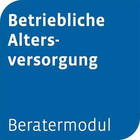 Beratermodul Otto Schmidt Betriebliche Altersversorgung   Datenbank   sack.de