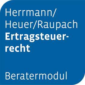 Beratermodul Herrmann/Heuer/Raupach - Ertragsteuerrecht | Datenbank | sack.de