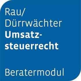 Beratermodul Rau/Dürrwächter Umsatzsteuerrecht | Datenbank | sack.de