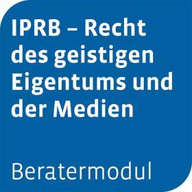 Beratermodul Otto Schmidt IPRB - Recht des geistigen Eigentums und der Medien   Datenbank   sack.de