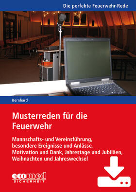 Musterreden für die Feuerwehr (Gesamtwerk) - Download | Datenbank | sack.de