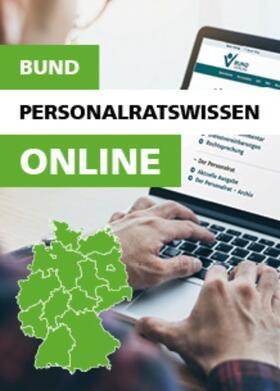 Personalratswissen online - Bund | Datenbank | sack.de