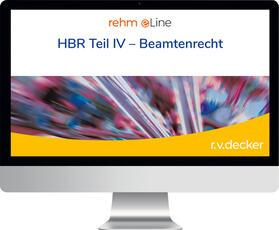 Hessisches Bedienstetenrecht - HBR | Datenbank | sack.de