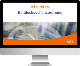 Bundeshaushaltsordnung mit Schwerpunkt Zuwendungsrecht online | Datenbank | sack.de