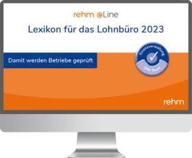Lexikon für das Lohnbüro 2021 online | Datenbank | sack.de