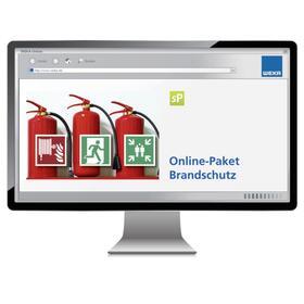 Online-Paket Brandschutz | Datenbank | sack.de