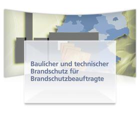 Baulicher und technischer Brandschutz für den Brandschutzbeauftragten - Thüringen   Datenbank   sack.de