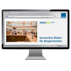 Praktische Redenbausteine für Bürgermeister In 30 Minuten zur individuellen Rede! | Datenbank | sack.de