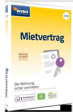 WISO Mietvertrag 2018, 1 CD-ROM | Sonstiges | sack.de